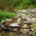 """Ruisseau artificiel """"à sec"""""""