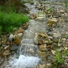 """Ruisseau artificiel """"en eau"""""""