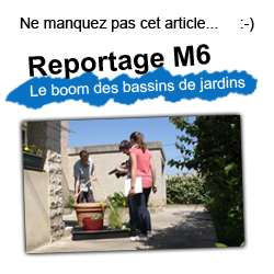 Gestion de l 39 eau au jardin un bassin sans pompe ni filtre c 39 est possible plantez for Bassin de jardin grand volume